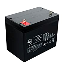 Drive Cobra GT4 12V 75Ah Scooter Battery - This is an AJC Brand® Replacement