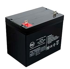 Batería de SAI de 12V 75Ah Haze HZB12-70 - Es un recambio de la marca AJC®