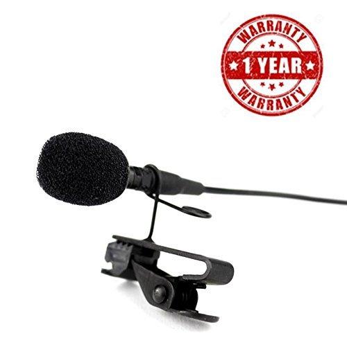 961f9f755c9 Supreno 3.5mm Clip-on Mini Lapel Lavalier Microphone for Mi A1, Redmi Note  4 and Moto G5 (Assorted). by Supreno™