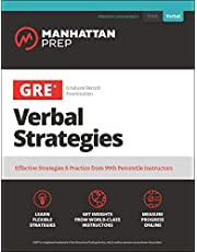 GRE Verbal Strategies: Effective Strategies & Practice from 99th Percentile Instructors