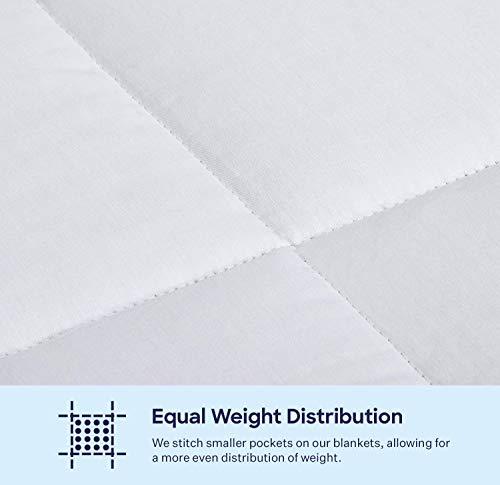 LUNA Weighted Blanket - 20 Pounds
