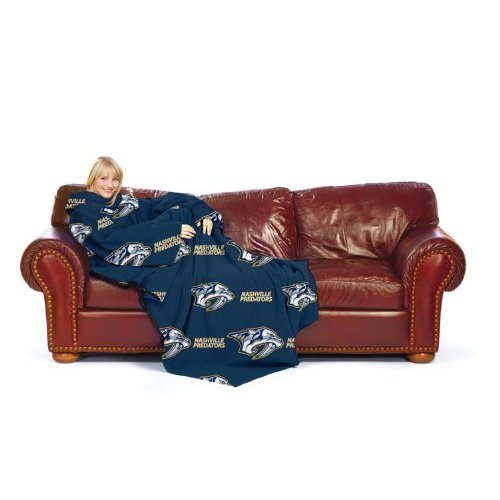 Nashville Predators Snuggie Blanket Predators Blanket