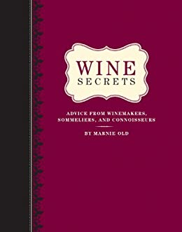 Wine Secrets by [Old, Marnie]