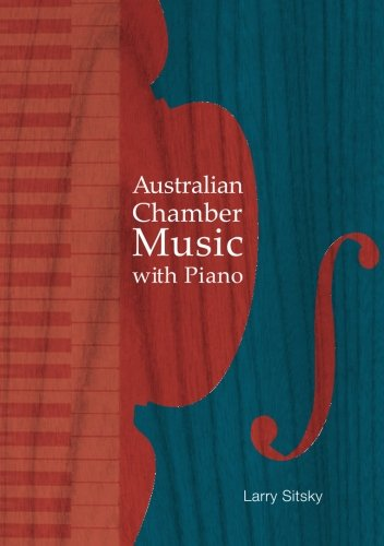 Australian Chamber Music with Piano