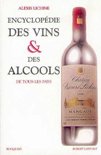 Price comparison product image Encyclopaedie des vins et des alcools de tous les pays
