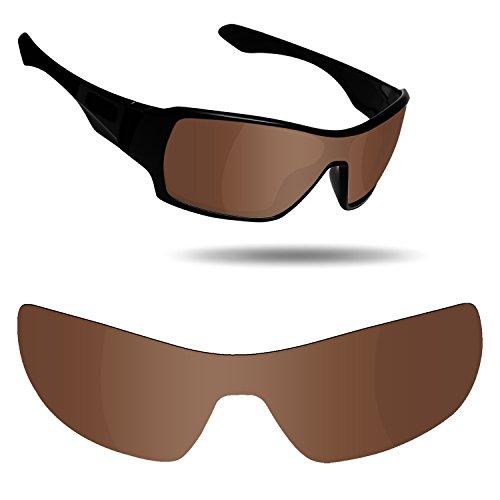 Fiskr Anti-Saltwater Replacement Lenses for Oakley Offshoot Sunglasses - Various - Sunglasses Oakleys Baseball