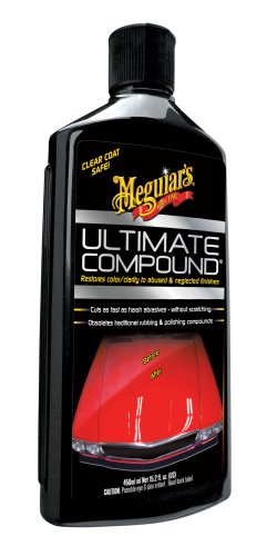 Meguiar's G17216 Ultimate Compound - 15.2 oz. (Where To Buy Red Contacts)