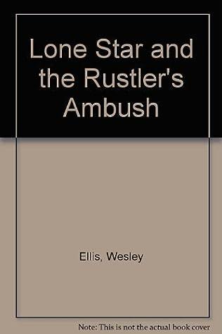 book cover of The Rustler\'s Ambush