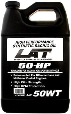 Amazon com: LAT 22466-4G 'Nitro HP' 50-WT Synthetic Racing