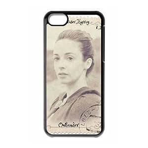 JCCFAN Outlander Phone Case For Iphone 5C [Pattern-1]