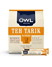 Owl Teh Tarik Tea, 17g (Pack of 20)