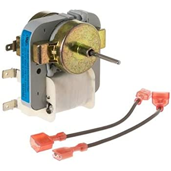 Ge wr60x190 refrigerator evaporator fan motor for Ge refrigerator evaporator fan motor problems