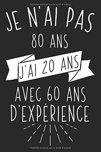Je n'ai pas 80 ans j'ai 20 ans avec 60 ans d'expérience: Un car