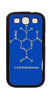 TUTU158600 Original New Print DIY Phone case for samsung galaxy s3 for men - Chemistry Silicone
