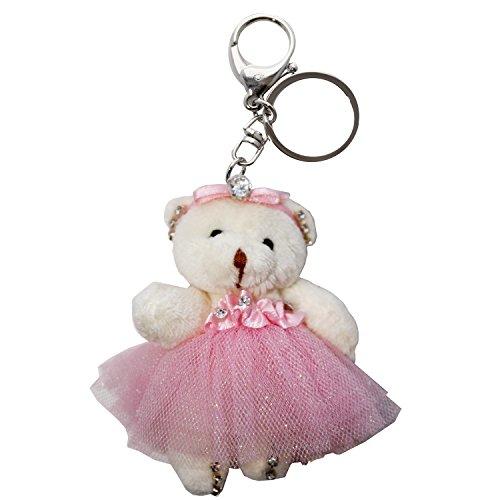 diyjewelrydepot-tm-ballerina-ballet-dancing-teddy-bear-in-pink-dress-rhinestones-key-chain-plush-stu