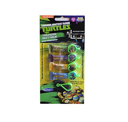 Teenage Mutant Ninja Turtles Training Baits