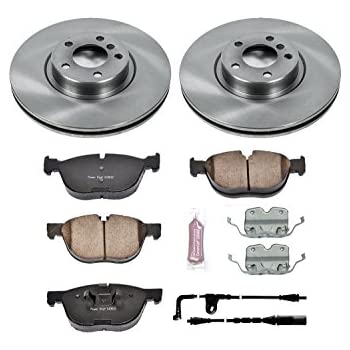 KOE4975 Daily Driver OE Brake Kit Autospecialty Front