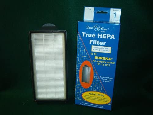 2 EUREKA VACUUM CLEANER HEPA FILTERS #60285