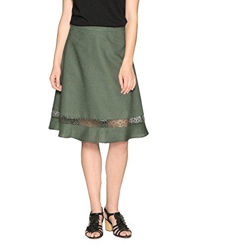 La Redoute Womens Skirt Green Size US 22 ()