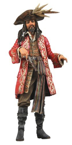 Pirates of the Caribbean AWE Captian Teague 18