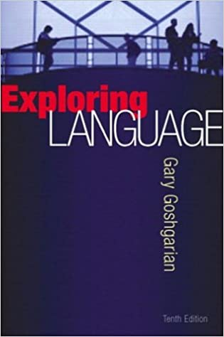 Amazon exploring language 10th edition 9780321122216 gary amazon exploring language 10th edition 9780321122216 gary goshgarian books fandeluxe Image collections