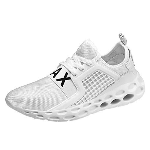 JJLIKER Men Women Couple Running Shoes Sneakers Fashion Casual Walking Shoes Outdoor Tennis Sneakers