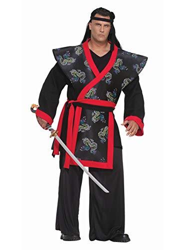 Super Samurai Mens Costume