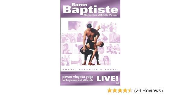 Amazon Baron Baptiste Unlocking Athletic Power