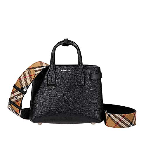 Burberry Black Handbag - 1