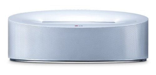 LG Electronics ND5630 30W iOS and Android Dual Speaker Dock with Bluetooth Airplay and NFC