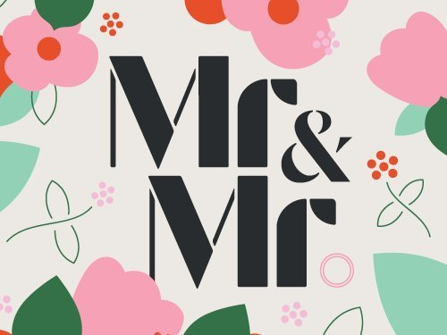 Mr & Mr gift card link image