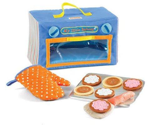 Parents Little Bakery Kids Toy