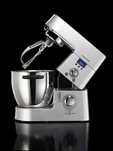 Kenwood KM080AT Máquina de cocinar, grande, color plateado: Amazon.es: Hogar