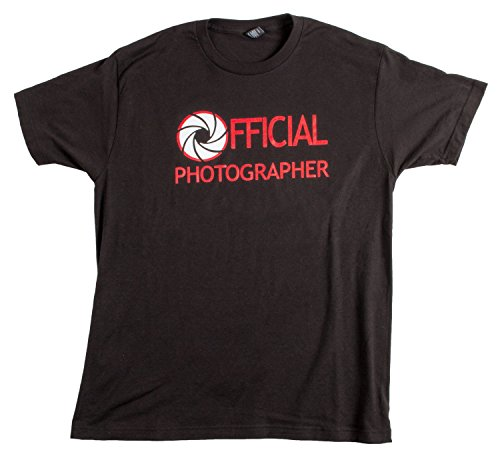 Official Photographer | Photography Event Staff Unisex T-shirt