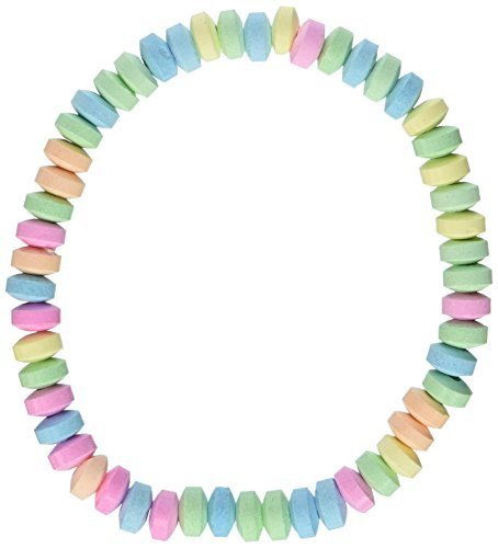 Fun Express - Candy Necklace (1-Pack of 24)