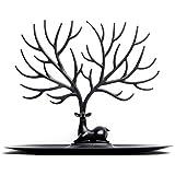 Ohrringe Armband Halskette Aolvo Schmuckst/änder gr/ün dekorativer Schmuck-Organizer kleine Schminktablett f/ür Hochzeit//Verlobungsringe niedlicher Ringhalter Keramik-Ring-Display Schl/üssel