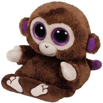 Amazon Com Ty Chimps Peek A Boo Plush Animal Toys Games