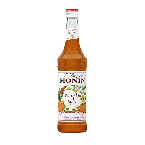 Monin Pumpkin Flavoured Spice Syrup, 750 Milliliter -- 12 per ()