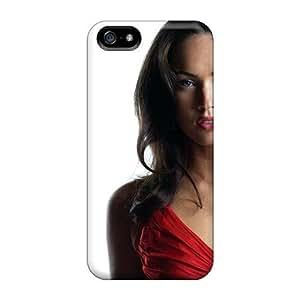 Bernardrmop Snap On Hard Case Cover Megan Fox 7 Protector For Iphone 5/5s