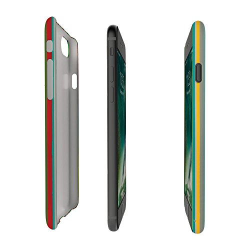 Koveru Back Cover Case for Apple iPhone 7 - Vertical Lines