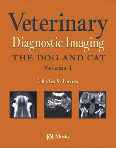 Veterinary Diagnostic Imaging - The Dog and Cat, 1e