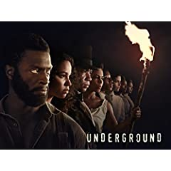 UNDERGROUND: SEASON TWO debuts on DVD July 11 from Sony Pictures