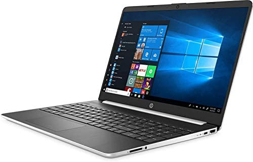 2020 Newest HP 15 15.6″ HD Micro-Edge Business Laptop (10th Gen Intel Core i5-1035G1, 8GB DDR4 RAM, 256GB PCIe M.2 SSD) USB Type-C, HDMI, HD Webcam, Windows 10 Home Silver + IST HDMI Cable 41VYAmL dPL