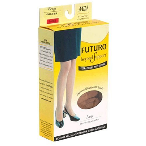 Futuro Futuro Beyond Support Large, Beige, Mild, Ultra Sh...