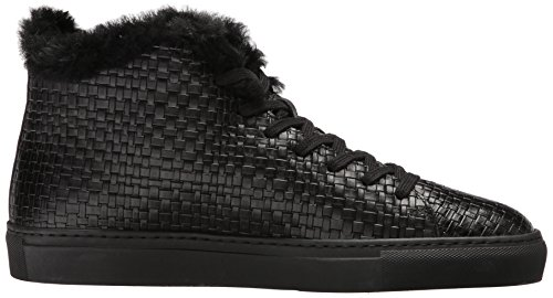 Black Alonzo Mens Aquatalia K Leather Marvin Embossed by xUz0TwAqp