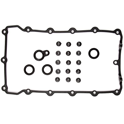 SCITOO Compatible with Valve Cover Gasket Sets, fit BMW 318i 318is 318ti Z3 1.8L 1.9L M42 M44 1994 ¨C 1999 Engine Valve Covers Gaskets Automotive Replacement Gasket Sets