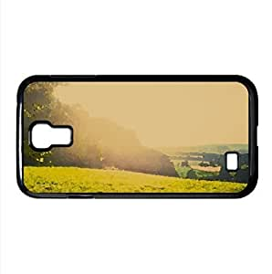 Summer Watercolor style Cover Samsung Galaxy S4 I9500 Case (Landscape Watercolor style Cover Samsung Galaxy S4 I9500 Case)
