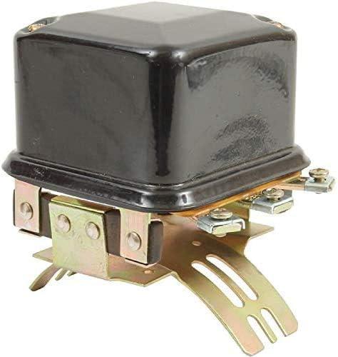 New Voltage Regulator for 6 Volt Positive Gnd For Tractor 1118786 Grx-406 Mechanical Grx-407 RVR1410 1118786 231-12015 81-1913 Description:Regulator