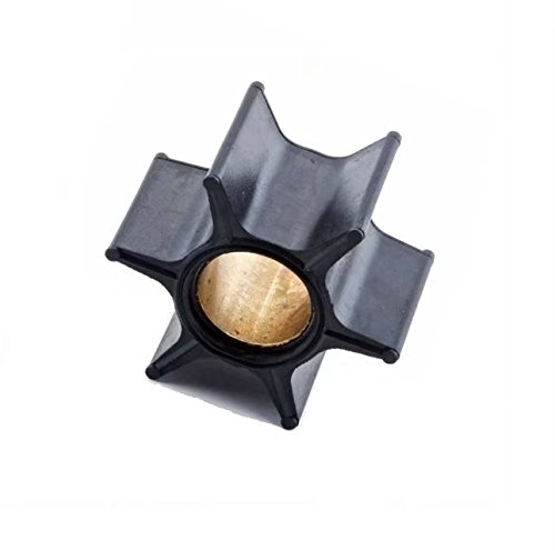 Paddsun Water Pump Impeller for Mercury Outboard 47-89984 47-65960 18-3017 65-225HP 75-225HP