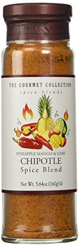 The Gourmet Collection Pineapple Mango & Lime Chipotle Spice Blend 5.6oz - Spice Mango